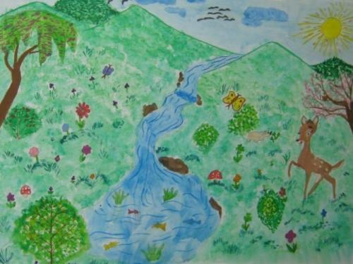 Art-Galeria-detski-risunki-v-hospis-Dobrolyubie-Kyrdzhali(5)