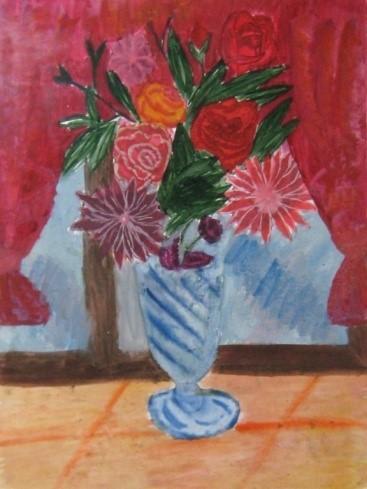 Art-Galeria-detski-risunki-v-hospis-Dobrolyubie-Kyrdzhali